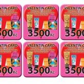 Valentýnské permanentky v prodeji !