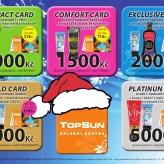 Vánoční permanentky  Top Sun